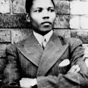 Nelson Mandela - 1939